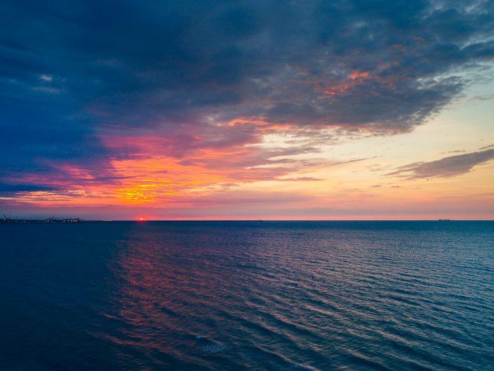 Marea Neagră la răsărit